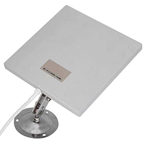 Wendry Antenna signal amplifier,28dbi High Gain 4G 3G LTE Signal Amplifier Antenna for Mobile Router for HuaWei E398//E3276//E392,With 2.9m cable for 4G//3G mobile router CRC9