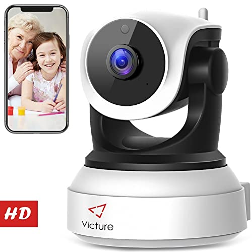 Cloud Storage Kolaura Indoor Security Surveillance Camera with Night Vision 2-Way Audio FHD 1080P Home WiFi IP Camera Motion Detection for Baby//Elder//Pet Monitor