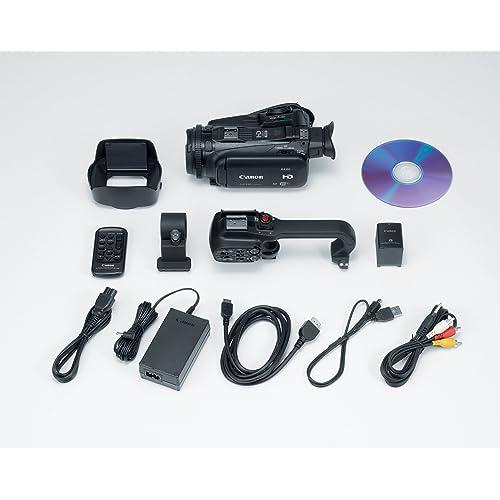 PROfezzion Video Camera Mic Microphone YouTube Mic Vlog Mic for Canon VIXIA HF G50 G60 G40 G30 G21 G26 GX10 XA50 XA40 XA30 XA11 XA15 XA55 XA45 XA35 XF400 XF405 XF705 Camcorder